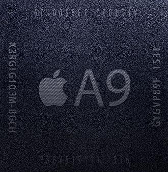 Apple A9 - Image: Apple A9 APL1022