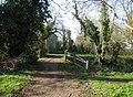 Approaching Hauxton Mill - geograph.org.uk - 768059.jpg