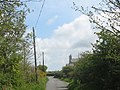 Approaching Ty Gwyn and the junction with the A5025 - geograph.org.uk - 1294104.jpg