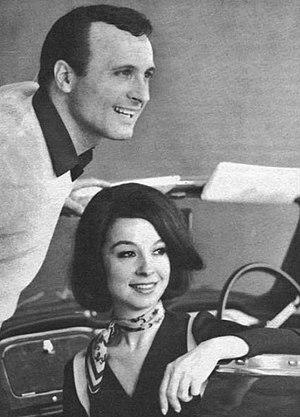 Nino Tempo - Tempo and his sister April Stevens in 1965