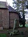 Apse at Peterchurch - geograph.org.uk - 1759131.jpg