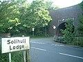 Aqueduct in Solihull Lodge - geograph.org.uk - 490684.jpg