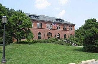 Longfellow, Alden & Harlow - Image: Arboretum Headquarters