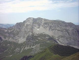 Arcalod mountain