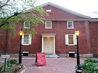 Arch Street Friends Meeting House