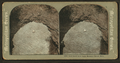Arch rock from land, Mackinac Island, Michigan, from Robert N. Dennis collection of stereoscopic views.png