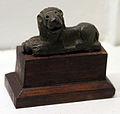 Archeologico, bronzetti etruschi, animali 13 leoncino.JPG