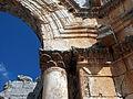 Architectural detail, Saint Simeon Stylites Basilica, near Aleppo, Syria - 1.jpg