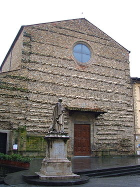 Church of San Francesco, Arezzo