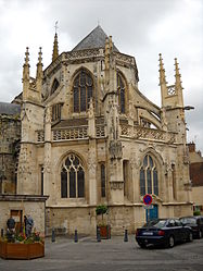 Argentan - Saint Martin Church.JPG