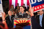 Arizona Governor Doug Ducey Speaks At Prescott Election Eve Rally (45788676211).jpg
