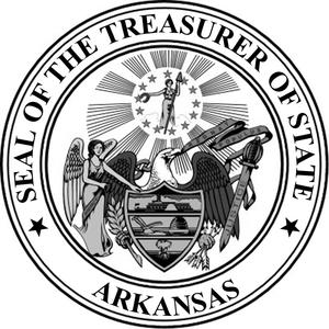 Arkansas State Treasurer - Image: Arkansas Treasurer Seal