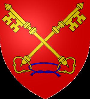 Comtat Venaissin - Image: Armoiries Comtat Venaissin