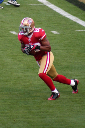 Arnaz Battle - Battle with the 49ers in November 2009