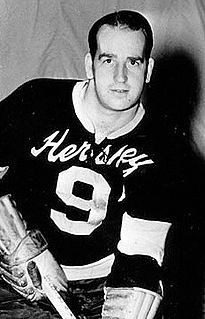 Arnie Kullman Canadian ice hockey player