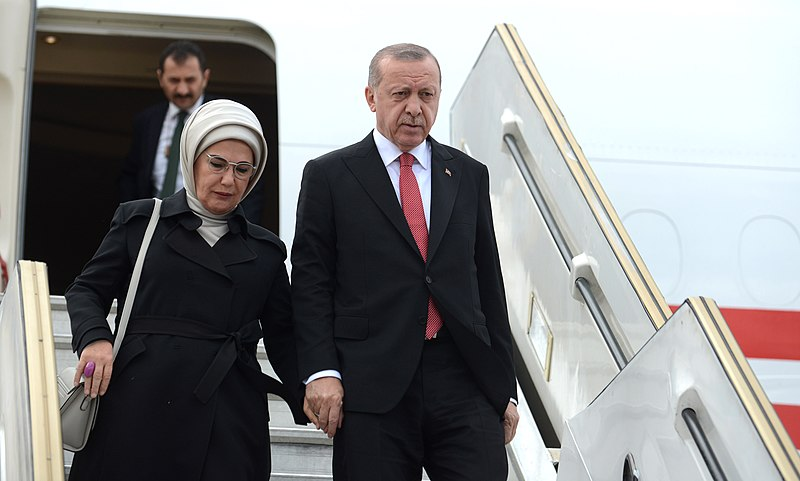 File:Arrival of Recep Tayyip Erdogan, President of Turkey (45191468125).jpg
