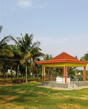 Arsikere - Malekallu Temple