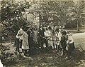 "Arthur ""Gramp"" Roos (center) with the gardening class at Edenwald (7736438504).jpg"