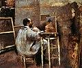 Artur Timóteo da Costa - Pintor no ateliê.jpg