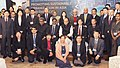 """Arun Jaitley at a two-day 'Asian Think Tank Development Forum-2016', on the theme """"Promoting Sustainable Urbanization in Asia Pacific"""".jpg"""