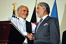 Afghanistan: Abdullah Abdullah lenkt ein