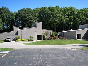 Ashtabula, Ohio - Image: Ashtabula Arts Center panoramio