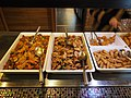 Asian buffet at restaurant Thai Silk, Borås.jpg
