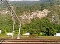 At a station on TRA North Link Line 02.jpg