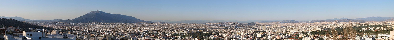 这就是在女神的庇护之下河蟹发展的雅典市区