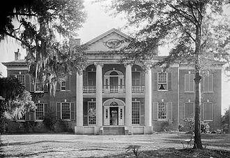 Stephen Duncan - Auburn in Natchez, Mississippi.