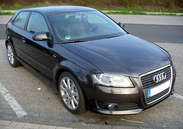 file audi a3 8p ambition s line 2 0 tdi lavagrau facelift jpg wikipedia. Black Bedroom Furniture Sets. Home Design Ideas