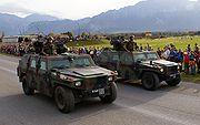 Aufklfz 93 - Schweizer Armee - Steel Parade 2006