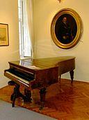 Augusz zongora