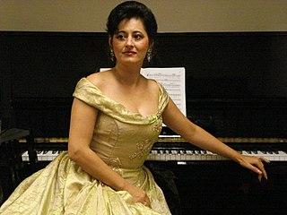 Aura Twarowska Romanian operatic mezzo-soprano