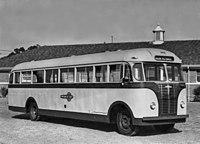 Austin bus belonging to the Sunnybank bus service.jpg