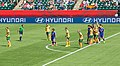 Australia vs Japan 2015-06-27 FIFA Women's World Cup Canada 2015 - Edmonton (18604031433).jpg