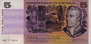Banknotes Of The Australian Dollar