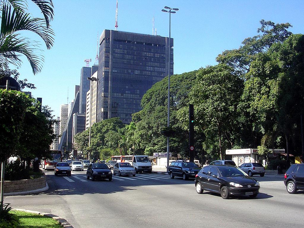 Avenida Paulista, São Paulo, Brasil