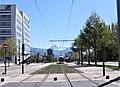 Avenue des Martyrs en avril 2021.jpg