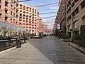 Avenue du Nord (Erevan) - décorations du 2800e anniversaire.JPG