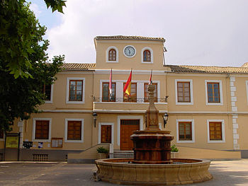 Old Town Hall of Quintanar del Rey