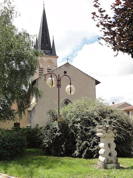 Azelot (M-et-M) église MH