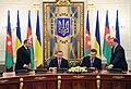 Azerbaijan-Ukraine documents signed, 2010 01.jpg