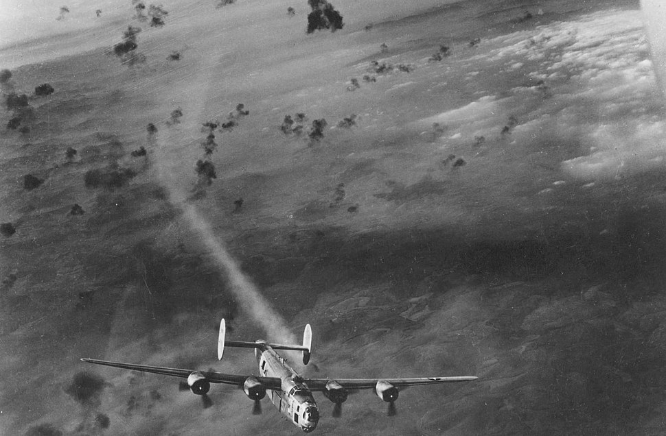 B-24 Flak