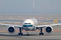 B-KPN - B77W - Cathay Pacific