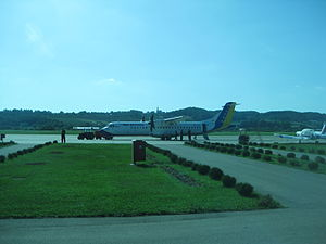 Banja Luka International Airport - BH Airlines ATR72