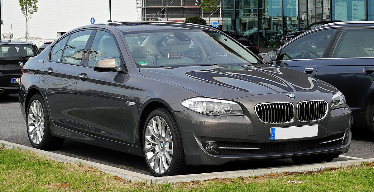 2017 BMW 6 Series >> BMW 5系列 (F10) - 维基百科,自由的百科全书
