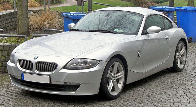 File Bmw Z4 Coup 233 Front Jpg Wikipedia