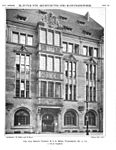 B kaiserl postamt französ str. 9-12 und jägerstr. 67-68 (blätter arch kunsthandw 25 (1912), Tf 99.jpg