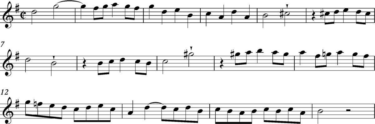 Bach Brandenburg Concerto No. 4 coda to the 3rd movement Bach Brandenburg 4 coda to the 3rd movement.png
